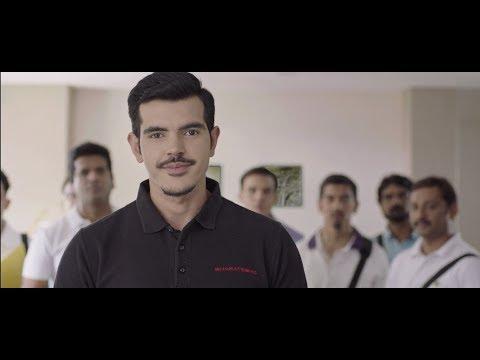 BharatBenz Insurance   Corporate Film