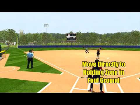 ASA Softball Umpire Training Animation Vol. 2