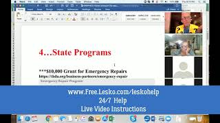 Solve Financial Problems: Free Money Live Video Training & 24/7 Answers