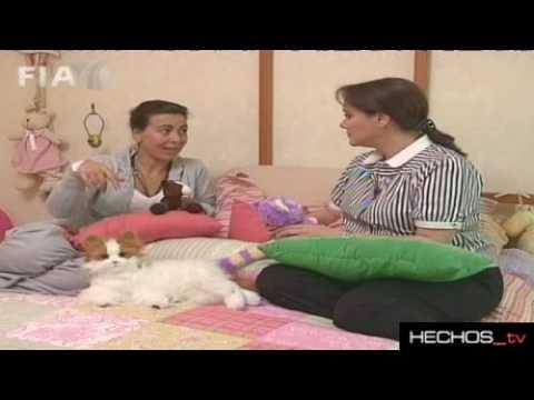 LILY TÉLLEZ ENTREVISTA A LIZETH FARAH EL 25 DE MARZO VIDEO 1 DE 3