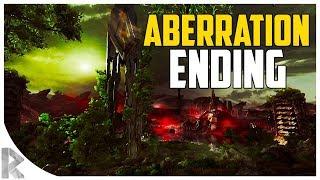 ARK ABERRATION ENDING! - THE NEXT DLC? - Ark Aberration Gameplay FINALE thumbnail