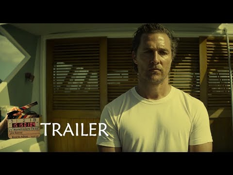 Serenity Trailer#1 (2018)  Matthew McConaughey, Anne Hathaway, Jason Clarke  Thriller Movie HD