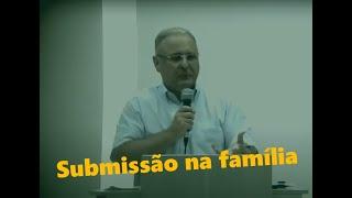 Submissão na família (1ªPe 3:1-7) | Rev. Orlando Damico