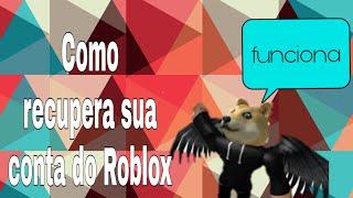 Wie Sie Ihr Konto wiederherstellen (Roblox)