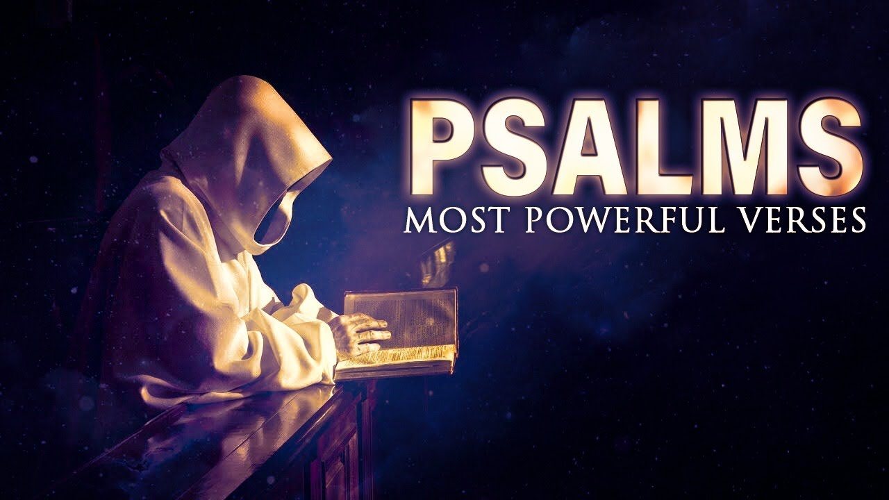 The Book Of Psalm: LIFE CHANGING VERSES