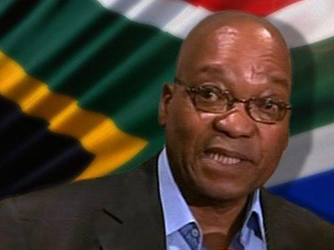 GLOBAL PULSE: The Fall and Rise of Zuma (5/15/2009)