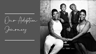 Stacey and Cheralyn Adoption Journey