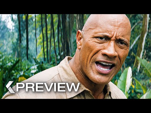 JUMANJI: The Next Level - 10 Minutes Movie Preview (2019)