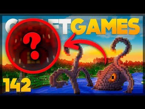 O QUE TEM DENTRO DO KRAKEN? - Craft Games 142