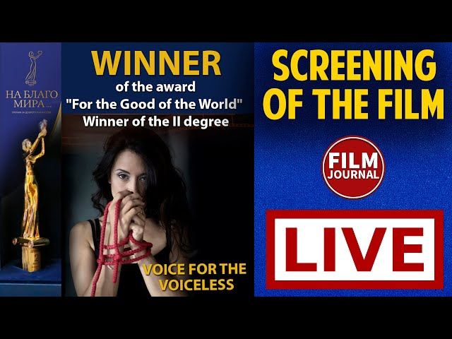 Voice for the Voiceless  | Anna Barsukova | movie reaction |  Screening
