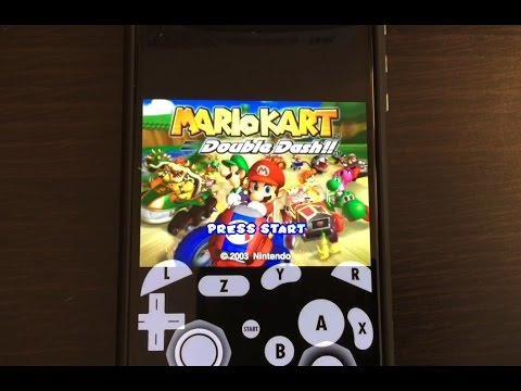 How To Play GAMECUBE/Wii Games On Android! (VERY Easy Emulator Install!)