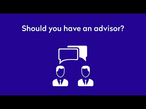 Should you have an advisor for your startup