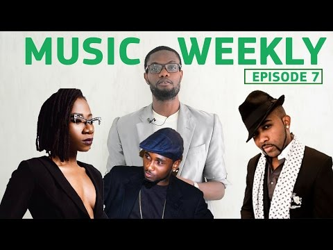 MUSIC WEEKLY: Banky W and Adesua's love story breaks the internet, Sauce Kid held in American prison Mp3