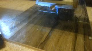 Cnc cutting plywood