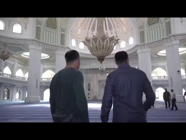 Русский богатырь принял Ислам