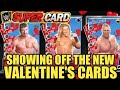 CANDY HEARTS TURN INTO WWE SUPERSTARS! HOW DO THE NEW CARDS LOOK? Noology WWE SuperCard Season 4!