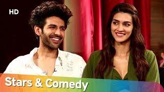 Stars & Comedy - Kartik Aaryan - Kriti Sanon - Chat Show - Luka Chuppi #ShemarooComedy
