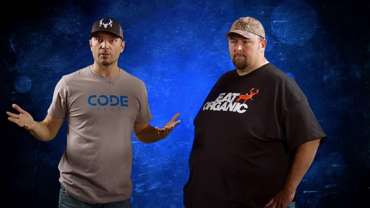 Code Blue D Hunter S Travel Kit