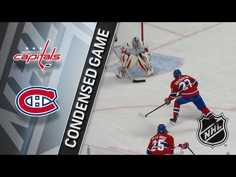 03/24/18 Condensed Game: Capitals @ Canadiens