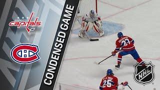 03/24/18 Condensed Game: Capitals @ Canadiens