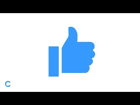 How To Respond To The Blue Thumbs Up Button On Facebook Messenger