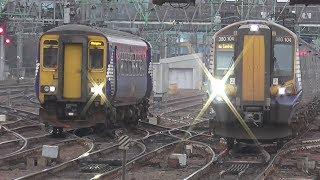 Video Trains at Glasgow Central | 04/03/2017 download MP3, 3GP, MP4, WEBM, AVI, FLV Januari 2018