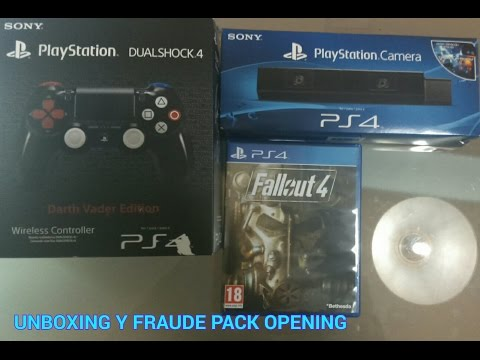 UNBOXING + PACK OPENING BASURA FIFA 16