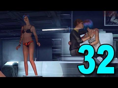 Life is Strange - Part 32 - Chloe Gets Naked and Kisses Chicks (Episode 5 Polarized Walkthrough)