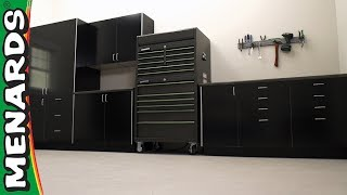 Klëarvūe Cabinetry® Garage Cabinets - Menards