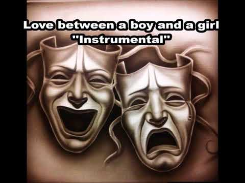 Love between a boy and a girl -  Oldies Instrumental Beat -  chicano rap