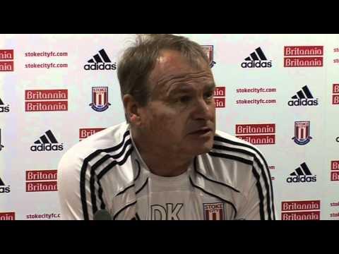 Stoke captain Shawcross won't be fazed by Ramsey battle | Stoke 3-1 Arsenal Premier League 08-05-11