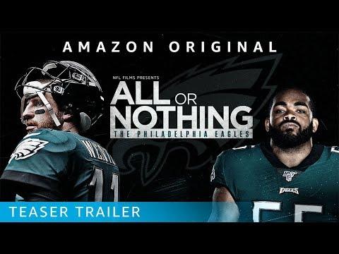 All or Nothing: The Philadelphia Eagles - Teaser Trailer | Prime Video