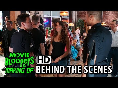 Let's Be Cops (2014) Making of & Behind the Scenes (Part2/3)