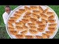 Cheesy Garlic Bread Recipe with Out Oven |  Garlic bread Recipe On wood Fire | Grandpa Kitchen