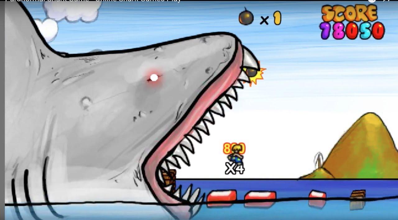 paranormal shark game online shark games play paranormal shark game online shark games play