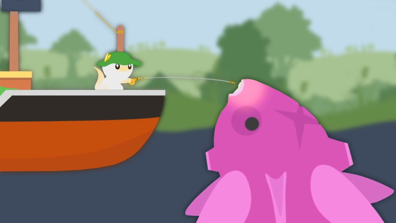 Cat Goes Fishing Spielen