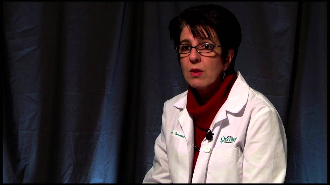 Meet GYN Oncology Surgeon Mary Cunningham, MD