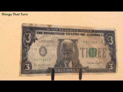 3 Dollar Bill Clinton