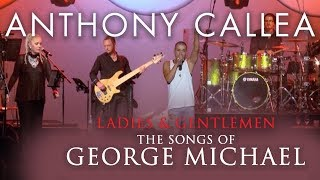 Anthony Callea - I'm Your Man (George Michael Cover) LIVE