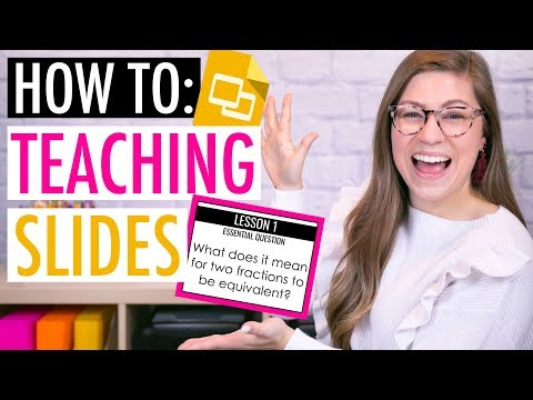 how-i-make-my-google-slides-for-teaching-|-top-requested-video!