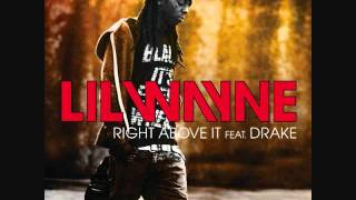 Lil Wayne ft. Drake- Right Above It Instrumental (download included)