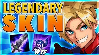 *NEW SKIN* RIOT RELEASED ANIME SKINS!!! (WEEB BUILD) - BunnyFuFuu