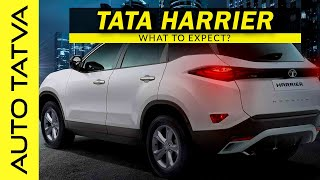 Tata Harrier | What to expect ? | Hindi