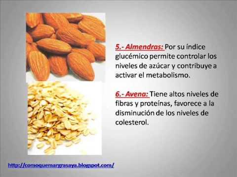 Alimentos que te ayudan a rebajar el abdomen 10 alimentos para rebajar barriga youtube - Alimentos adelgazantes barriga ...