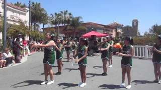 CHULA VISTA CA, HILLTOP MIDDLE CHEERLEADERS!!!