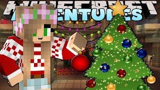 Minecraft-Little Kelly Adventures-DECORATING OUR CHRISTMAS TREE!
