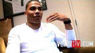 "Exclusive: Nelly To Make A ""Tip Drill"" MOVIE?!"