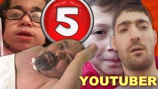 Engel Tanımayan 5 YOUTUBER