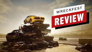Wreckfest Review (Video Game Video Review)