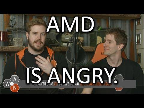 AMD strikes back at GPP - WAN Show Mar 30 2018